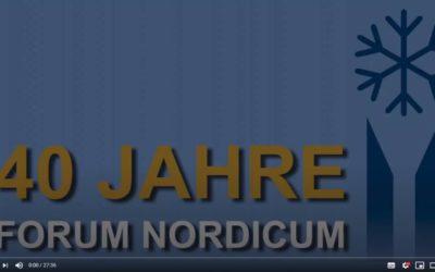 """""""40 Jahre Forum Nordicum"""" – Film als """"Osterei"""" eingestellt"""