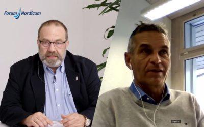 FIS Talk mit Jürg Capol | Forum Nordicum