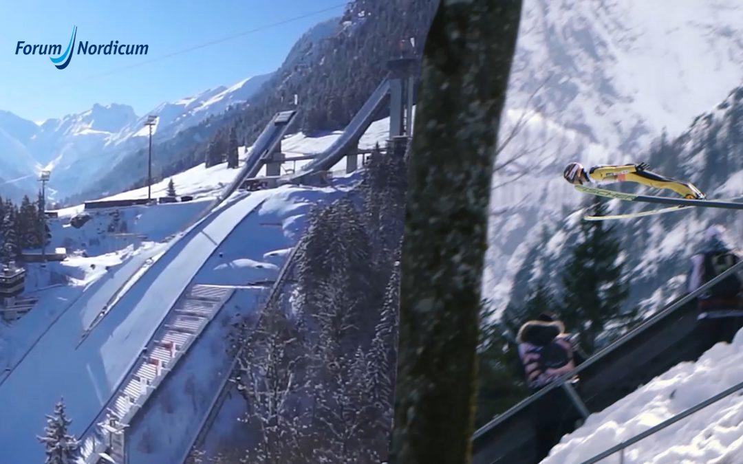 Nordische Ski WM in Planica & Oberstdorf