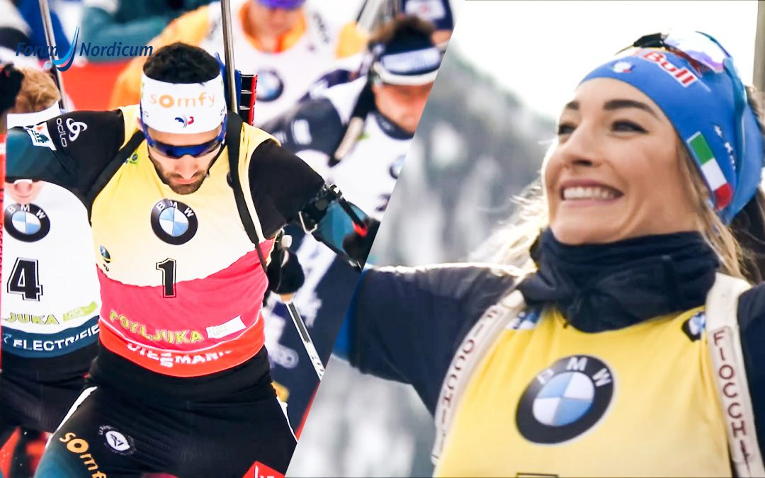 Biathlon Highlights aus Antholz & Vorschau Pokljuka