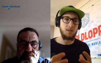 Bündelung der Kräfte – Statement Gunnar Zloebl –  | Forum Nordicum