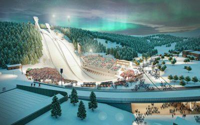 Peter Riedel GmbH erhält Zuschlag für die nordische Ski WM 2025 in Trondheim