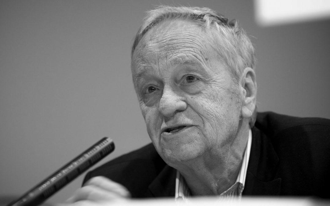Gian Franco Kasper ist tot – Ein Freund des Forum Nordicums